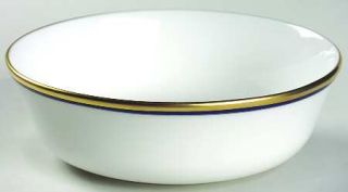 Lenox China Library Lane Navy 6 All Purpose (Cereal) Bowl, Fine China Dinnerwar