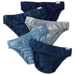 Fruit of the Loom Mens 5Pk Bikini Underwear   Assorted Colors S