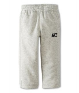 Nike Kids Boys Fleece Pant Boys Casual Pants (Gray)