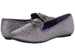 Kenneth Cole Reaction Kids Welcome Flat Girls Shoes (Pewter)