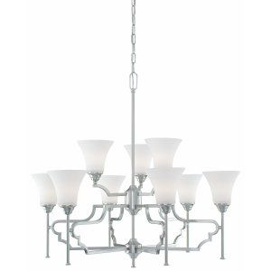 Thomas Lighting THO SL807878 Chiave Chandelier 9x60W