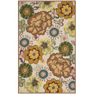 Safavieh Four Seasons Ivory / Brown Rug FRS467A