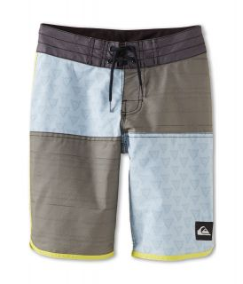 Quiksilver Kids Reynolds Boardshort Boys Swimwear (Navy)
