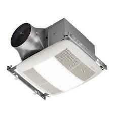 Nutone XN110L Bathroom Fan, 110 CFM Single Speed ULTRA X1 Series w/Light amp; Energy Star Rated for 6 Duct