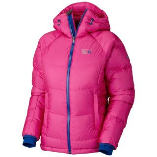 Mountain Hardwear Nilas Down Jacket   850 Fill Power (For Women)   RED VIOLET (M )