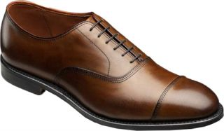 Mens Allen Edmonds Park Avenue   Bourbon Calf Lace Up Shoes