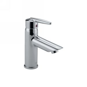 Delta Faucet 585LF LPU Urban   Grail Delta Grail Single Handle Centerset Lavato