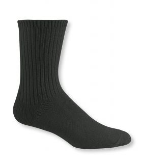 Mens Cotton Crew Socks