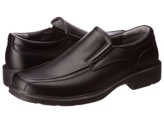 Soft Stags Mason Mens Slip on Dress Shoes (Black)