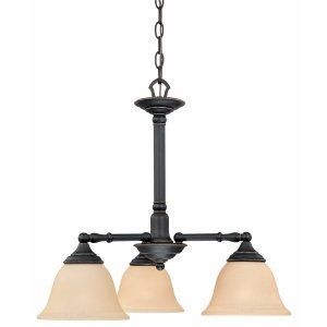 Thomas Lighting THO SL885063 Rockford Chandelier Painted Bronze 3x100