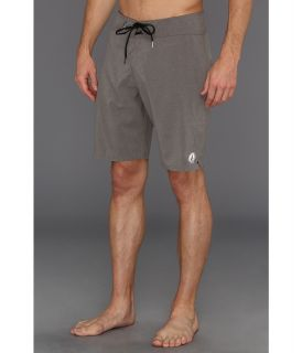 Volcom Heather Stripe Boardshort Mens Swimwear (Gray)