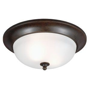 Sea Gull Lighting SEA 7827402BLE 780 Humboldt Park Two Light Outdoor Ceiling Flu