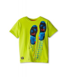Puma Kids Tread Tee Boys Short Sleeve Pullover (Multi)
