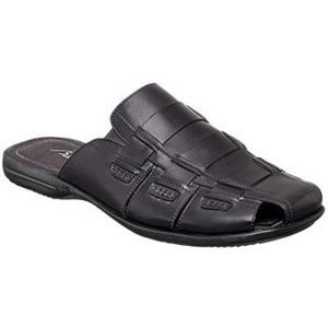Bacco Bucci Mens Ruggeri Black Sandals   6531 62 001