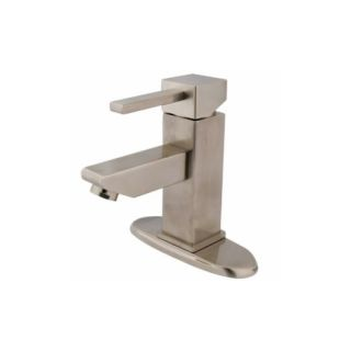 Elements of Design ES8448CL NuVo Centerset or Single Hole Lavatory Faucet