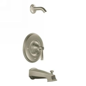 Moen TS2213NHBN Rothbury Single Handle Tub & Shower Faucet Trim Kit   Less Showe