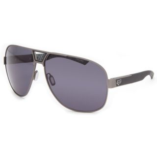 The Moter Sunglasses Gunmetal Valkari/Grey One Size For Men 219232112