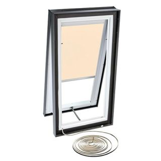Velux RMC 2234 1086 Skylight Blind, Electric Powered Light Filtering for Velux VCE 2234 Models Beige