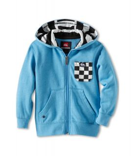 Quiksilver Kids Solana Checks Fleece Boys Fleece (Blue)