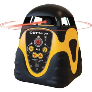 CST/Berger Self Leveling Horizontal Rotary Laser Level, Model# 57ALH