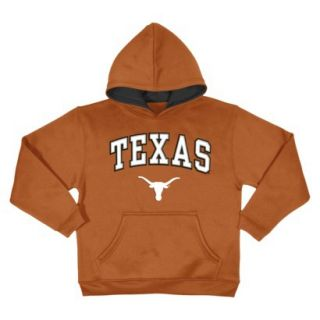 NCAA Kids Texas Sweatshirt   Team Color (XS)