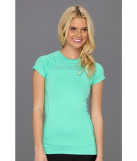 Roxy Outdoor Endurance Tee Womens T Shirt (Green)