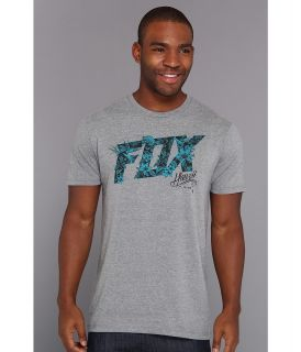 Fox Popshot S/S Premium Tee Mens T Shirt (Gray)