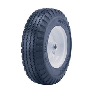 Marathon Tires Flat Free Hand Truck Tire   3/4in. Bore, 4.10/3.50 6in.