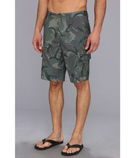 Rip Curl Mirage Cargo 3 Boardwalk Mens Shorts (Green)