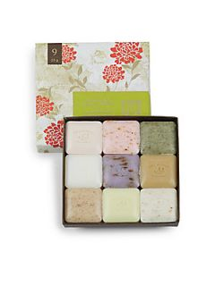 Luxury Soap Gift Box/Set of 9   No Color