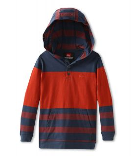 Quiksilver Kids Sand Dollar Boys Sweatshirt (Blue)