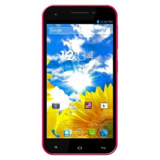 Blu Studio 5.5 D610a Unlocked Cell Phone for GSM Compatible   Pink