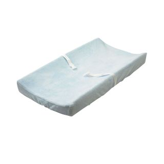 Summer Infant Ultra Plush Changing Pad Cover   Blue