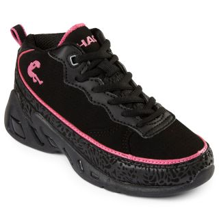 Shaq Pivot Girls Basketball Shoes, Black/Pink, Girls