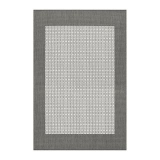 Couristan 1005 3012 Recife Grey Indoor/Outdoor Rug Multicolor   10053012076109T,