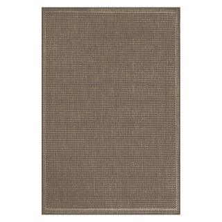 Trans Ocean Import Co Terrace Texture Indoor / Outdoor Rugs Silver / Ivory