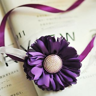 Lovely Wedding/Party Wrist Flower(More Colors)
