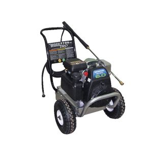 Mi T M Commercial Gas Cold Water Pressure Washer   2700 Psi   Honda Ohc Motor