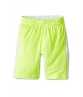Puma Kids Goal Short Boys Shorts (Yellow)