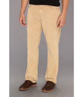 Lucky Brand 221 Original Straight Cords Mens Casual Pants (Brown)