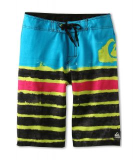 Quiksilver Kids Cypher Kelly Roam Boardshort Boys Swimwear (Multi)
