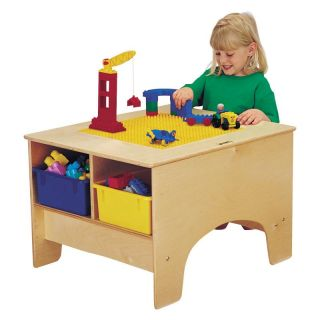 Jonti Craft Kydz Building Table Multicolor   57449JC