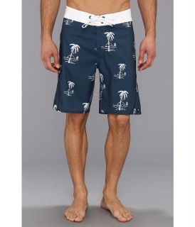 Rip Curl Palm Boardshort Mens Swimwear (Navy)