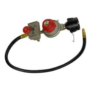 King Kooker 45033 Hose/Regulator with Timer Multicolor   45033