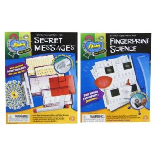 Poof Slinky Fingerprint Kit/Secret Messages