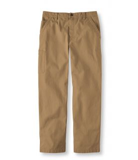 Mens Katahdin Iron Works Utility Pants With Noreaster Cotton