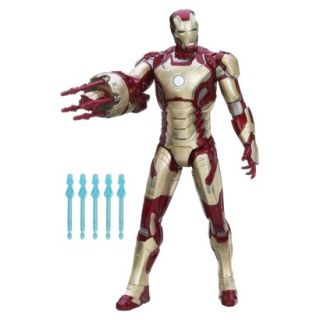 Marvel Iron Man 3 Sonic Blasting Action Figure