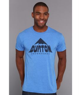 Burton McKinley Recycled Slim Fit Tee Mens T Shirt (Blue)