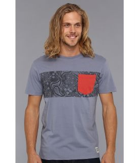Rip Curl Surf Craft Crew Mens T Shirt (Gray)